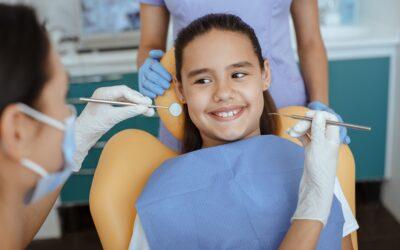 Anestesia para niños en odontopediatría